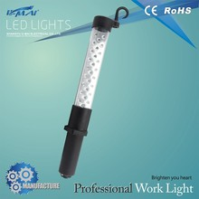 27+7leds top 7leds rechargeable magnetic work light