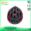 Mountain bicycle helmet with adjustor, youth cool bike helmet