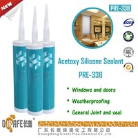Hot sale Mutiple purpose Acetoxy gule silicone sealant