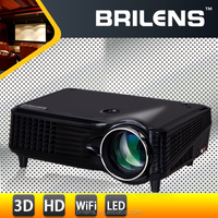 BRILENS BL960 960 * 576 Support 1080P Leila Zhong Lowest Price Multimedia Mini LED Projector