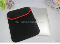 """Sale promotion Black Neoprene Notebook Laptop Sleeve Bag Case for 10"""" inch Ebook Tablet PC Dropship Free Shipping"""
