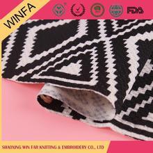 Proveedor de telas de China proveedor baja precio Poly oriental tela del vestido.