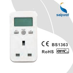 new Saipwell CE ROHS GS LCD south africa timer plug