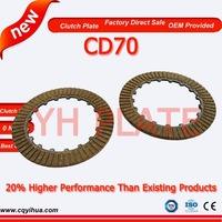 clutch plate chongqing cd70 motor parts,OEM motorcycle parts&accessories,factory yihua motorcycle parts