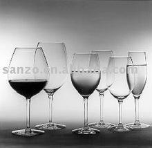wine glass glass ware