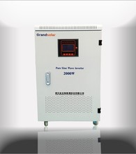 500W to 20KW pure sine wave off grid inverter 12V 24V 48V 96V 192V DC TO 220V ACwith CE,VDE,G83,SAA certificate