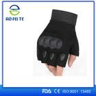 Vendas direto da fábrica proteção luvas sem dedos luvas táticas militares