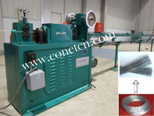 straightening and cutting machines for the wire industries