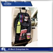 Car accessories interior Black/Gray Seat Kick mat kick protector