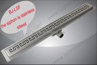 outdoor stainless steel shower/drain grill/floor strainer BJ-LSF