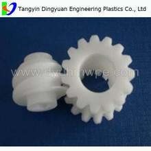 Precise PE product ODM and OEM uhmwpe PE plastic gear