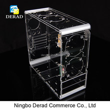PC-A006 Acrylic Customised Vertical ATX Computer Case