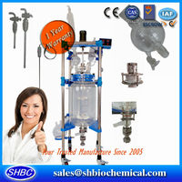 1L~100L Double Jacketed Kettle, Double Jacketed Tank, Double Jacketed Mixing Tank