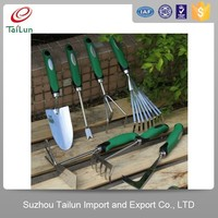 different kinds of stainless steel garden digging tools