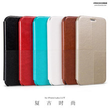HOCO mobile phone fashion leather case for iphone6 plus