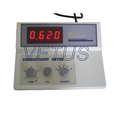 DDS-17 Bench-top Conductivity Meter Tester LED digital display