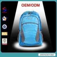 2015 Hotsale Laptop Backpack Bag, High Girls School Rucksack, 40L Nylon Rain Cover Laptop Backpack Bag