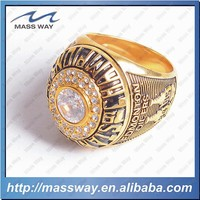 wholesale custom USA brass alloy antique copper ring