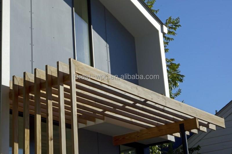 Barato para techos p rgola de construcci n de madera gazebo ligero para techos materiales arcos - Materiales de construccion baratos ...