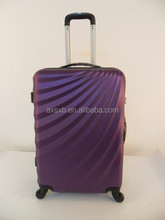 ABS+PC 3 pcs set eminent suitcases travel one travel bar suitcase