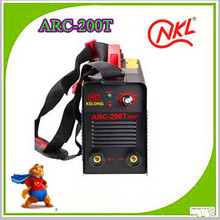 Portable motor welding machine double power supply ARC-250DS