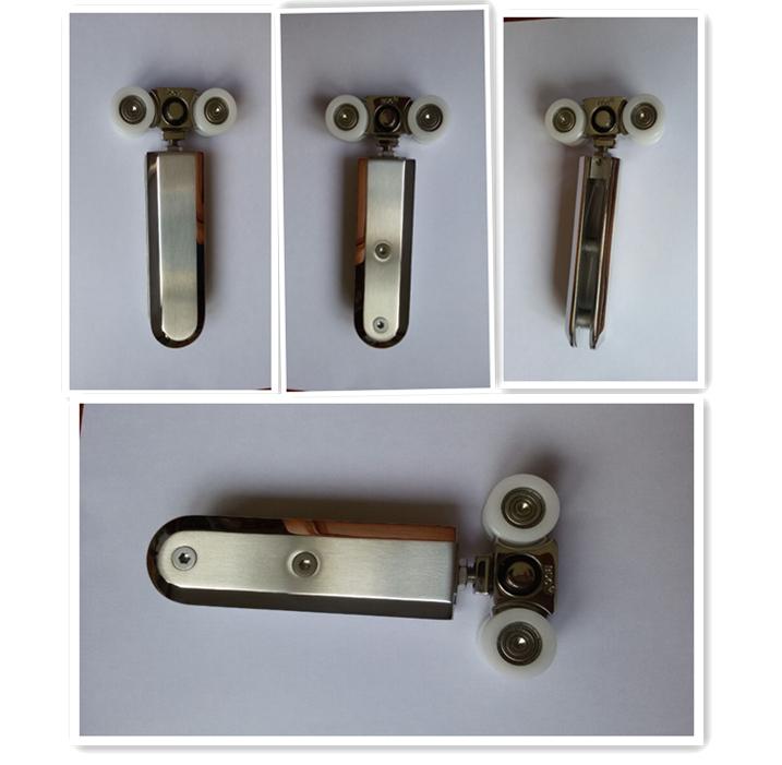 Shower Sliding Door Rollers 25mm Wheel Pivot Sliding