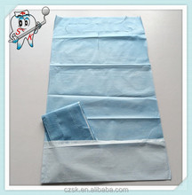 disposable medical dental bibs dental bibs with pocket