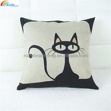 large black cat sofa cushion, cushion sofa, large cushion for sofa
