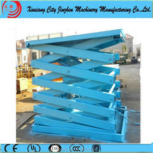 in 2015,we have the high quality hydraulic wall mounted lift platform,hydraulic platform lift