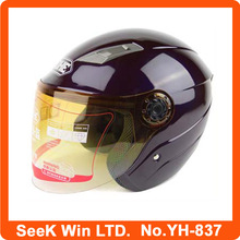 Hot selling Half Motorcycle helemt moto cross YOHE helmet HY-837.5