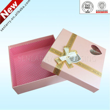 High-end book shaped gift box for electronic packaging with insert