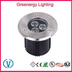 IP68 Waterproof stainless Steel DC12V DC24V RGB full color 3 in 1 LED DMX512 LED Swimming Pool light