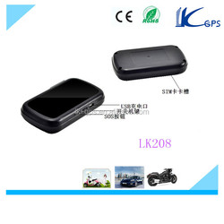 LKGPS LK208 2014 vehicle/car/truck/pet/person tracker,personal alarms/gps tracking system,with IOS and android APP gps tracking