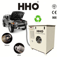 HHO3000 Car carbon cleaning electrical outlet car adapter