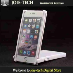 pc double-shells full protected flip phone case for iphone 6