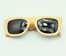 Handcrafted bamboo wooden sunglasses by zebra wood sunglasses