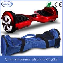self balancing vehicle 6.5 inch two wheel smart balance electric scooter