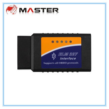Auto Diagnostic Scan Tool ELM 327 USB Plastic Version V1.5 ELM327 Interface USB OBD2/OBDII CAN-BUS Scanner one year warranty