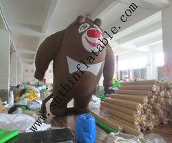 2014 giant inflatable bear