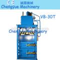 china fabricação hidráulica vertical mini enfardadeira máquina