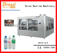 XGF-18-18-6 Automatic Soda Drink Filling and Capping Machine
