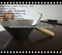 wood handle cement bowl ,putty knife ,bricklaying trowel