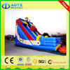 High quality hot selling inflatable water floating slide