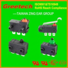Zing ear micro switches for electric panel door lock TS16949