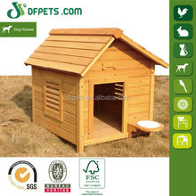 DFPets DFD3014 Wood Dog Crate Wholesale