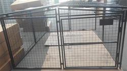 metal dog kennels cages wholesale