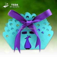 2015 Elegant wedding Joyful candy packaging box