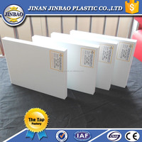 white forth pvc sheet for sign board