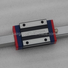 High positioning accuracy and high repeat positioning accuracy Linear guide rails