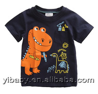 2015 top fashion boys summer t shirts kids cartoon tees child clothes